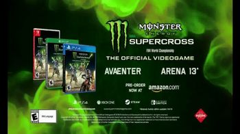 Monster Energy Supercross TV Spot, 'Championship Trailer' - Thumbnail 9