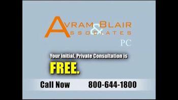 Avram Blair & Associates TV Spot, 'Invokana Amputations' - Thumbnail 4