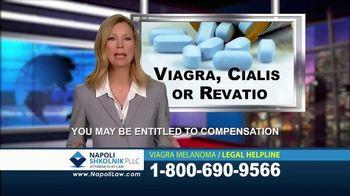 Napoli Shkolnik PLLC TV Spot, 'Viagra Melanoma'