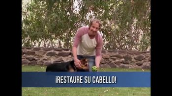 Bosley TV Spot, 'Caída de cabello' con Christopher Knight [Spanish] - Thumbnail 2