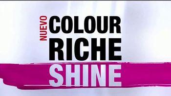 L'Oreal Paris Colour Riche Shine TV Spot, 'Encender' [Spanish] - Thumbnail 4