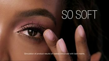 Maybelline Total Temptation Mascara TV Spot, 'Soft Lashes' - Thumbnail 6