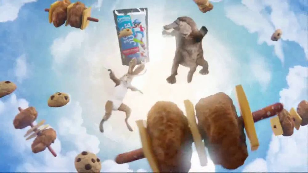 lunchables juice tv commercial mixed wrestling ispottv