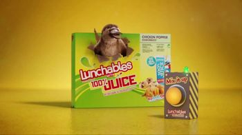 Lunchables With 100% Juice TV Spot, 'Mixed Up: Wrestling' - Thumbnail 10