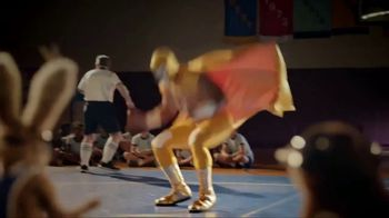 Lunchables With 100% Juice TV Spot, 'Mixed Up: Wrestling' - Thumbnail 4