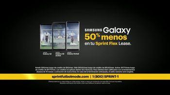 Sprint Fútbol-Mode TV Spot, 'El mejor fútbol' [Spanish] - Thumbnail 6