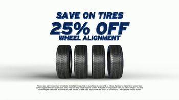 AutoNation TV Spot, '21 Tire Brands' - Thumbnail 4
