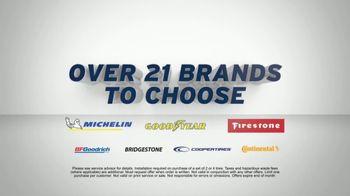 AutoNation TV Spot, '21 Tire Brands' - Thumbnail 6