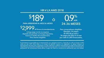 Honda HR-V TV Spot, 'La excelencia' [Spanish] [T2] - Thumbnail 8