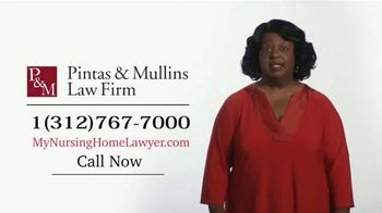 Pintas & Mullins Law Firm TV Spot, \'Nursing Home Settlements\'