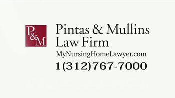 Pintas & Mullins Law Firm TV Spot, 'Nursing Home Settlements' - Thumbnail 8