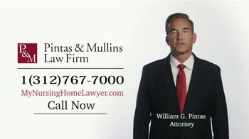Pintas & Mullins Law Firm TV Spot, 'Nursing Home Settlements' - Thumbnail 2