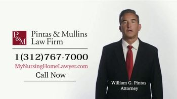 Pintas & Mullins Law Firm TV Spot, 'Nursing Home Settlements' - Thumbnail 3