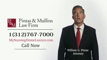 Pintas & Mullins Law Firm TV Spot, 'Nursing Home Settlements' - Thumbnail 4