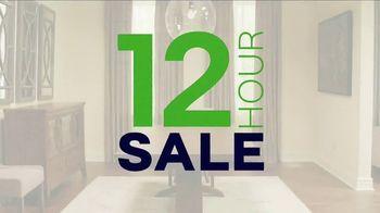 Ashley HomeStore 12-Hour Sale TV Spot, 'Save Storewide' - Thumbnail 2