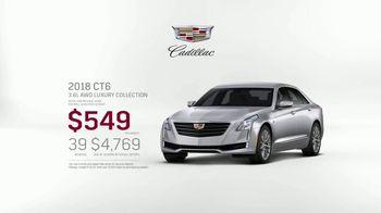 2018 Cadillac CT6 TV Spot, 'Extravagant' [T2] - Thumbnail 8