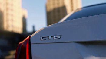 2018 Cadillac CT6 TV Spot, 'Extravagant' - Thumbnail 2