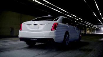 2018 Cadillac CT6 TV Spot, 'Extravagant' - Thumbnail 6