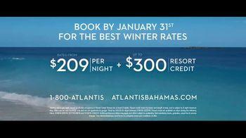 Atlantis TV Spot, 'Endless Flow: January 2018' - Thumbnail 10