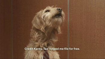Credit Karma Tax TV Spot, 'Dog and Robot' - Thumbnail 6