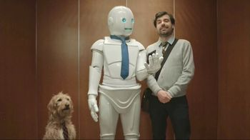 Credit Karma Tax TV Spot, \'Dog and Robot\'