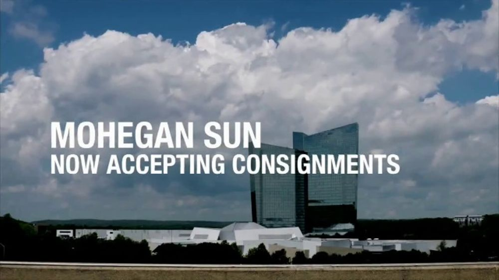 Barrett-Jackson TV Commercial, '2018 Mohegan Sun: Consignments'