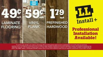 Lumber Liquidators January Flooring Sale TV Spot, 'Hardwood & Bamboo' - Thumbnail 7