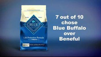 Blue Buffalo TV Spot, 'Blue Buffalo vs. Beneful Dog Food' - Thumbnail 9