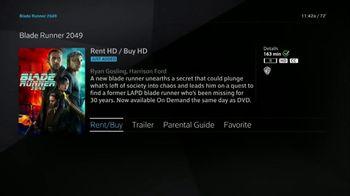 XFINITY On Demand TV Spot, 'X1: Blade Runner 2049' - Thumbnail 7