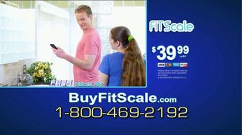 FitScale TV Spot, 'Know Your Body's Health in One Step' - Thumbnail 10
