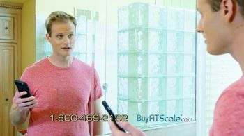 FitScale TV Spot, 'Know Your Body's Health in One Step' - Thumbnail 2