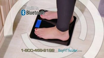 FitScale TV Spot, 'Know Your Body's Health in One Step'