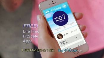 FitScale TV Spot, 'Know Your Body's Health in One Step' - Thumbnail 5