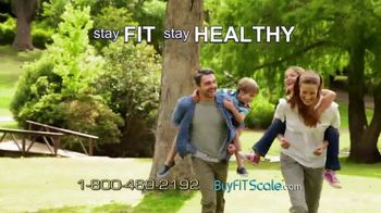 FitScale TV Spot, 'Know Your Body's Health in One Step' - Thumbnail 7