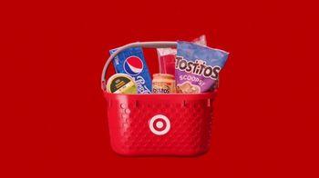 Target TV Spot, 'Target Run: Game Time' - Thumbnail 9
