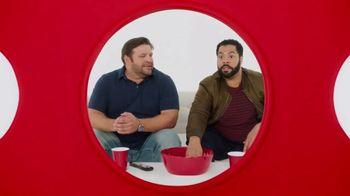 Target TV Spot, 'Target Run: Game Time' - Thumbnail 2