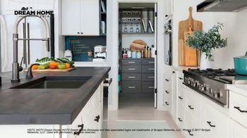 Cabinets To Go TV Spot, '2018 HGTV Dream Home'