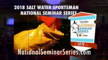 2018 Salt Water Sportsman National Seminar Series TV Spot, 'City Near You' - Thumbnail 2