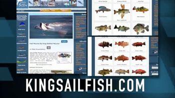 King Sailfish Mounts TV Spot, 'Replica' - Thumbnail 3