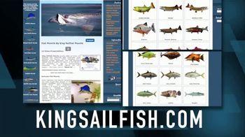 King Sailfish Mounts TV Spot, 'Replica' - Thumbnail 4