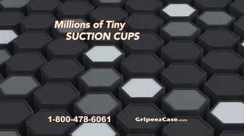 Gripeez Case TV Spot, 'Anti-Gravity Phone Case'
