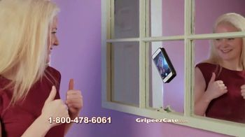 Gripeez Case TV Spot, 'Anti-Gravity Phone Case'