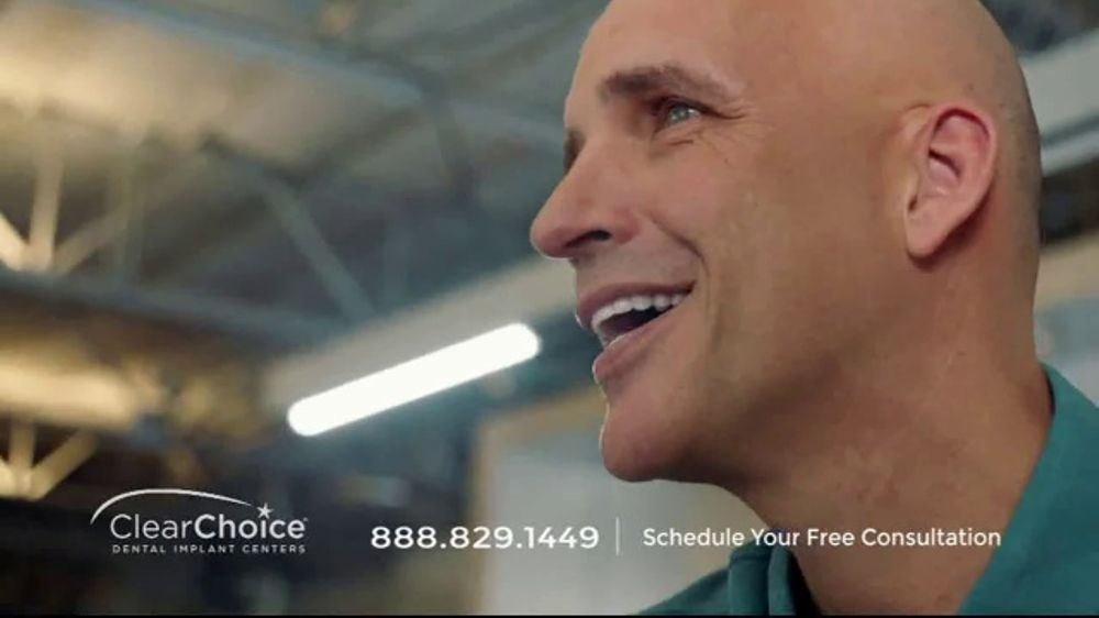 ClearChoice TV Commercial, 'Tim's Story'