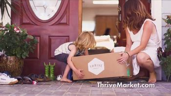 Thrive Market TV Spot, 'Organic and Non-GMO Products'