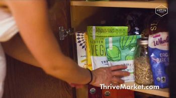 Thrive Market TV Spot, 'Organic and Non-GMO Products: 20 Percent Off' - Thumbnail 7