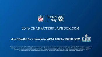 NFL Character Playbook TV Spot, 'Vikings Training Camp' Feat. Stefon Diggs - Thumbnail 9