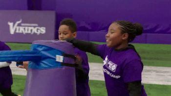 NFL Character Playbook TV Spot, 'Vikings Training Camp' Feat. Stefon Diggs - Thumbnail 7