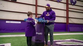 NFL Character Playbook TV Spot, 'Vikings Training Camp' Feat. Stefon Diggs - Thumbnail 8