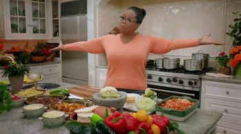 Weight Watchers Freestyle Program TV Spot, 'Taco Fiesta' Ft. Oprah Winfrey