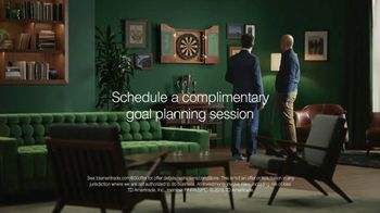 TD Ameritrade TV Spot, 'Darts' - Thumbnail 10